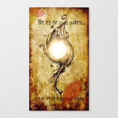 Inspiration(Color) Canvas Print