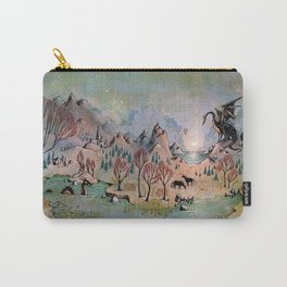 Dragon Hills Carry-All Pouch