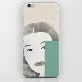 Hedy iPhone Skin