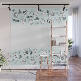 easter background Wall Mural