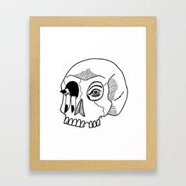 Claimed  Framed Art Print