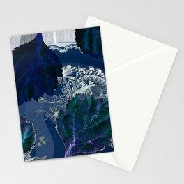 A blue symphony for Anna Stationery Cards