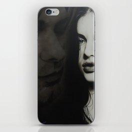 'Frances And Kurt' iPhone Skin
