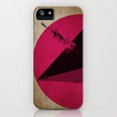 TETHRAEDON SUNSET iPhone (5, 5s) Slim Case