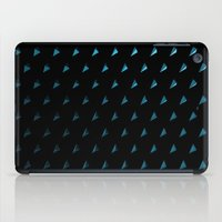 polygon iPad Cases featuring Polygon by Evi Radauscher