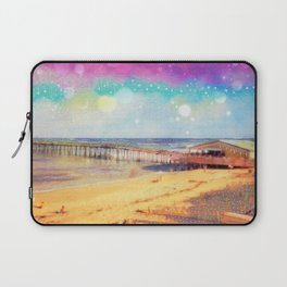 Nags Head Pier Laptop Sleeve