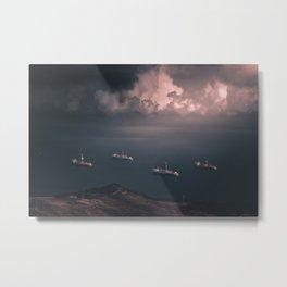 Dark waterscape 3 Metal Print