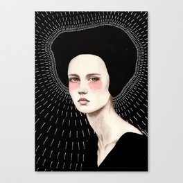 Freda Canvas Print