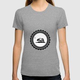CALI WHITE T-shirt