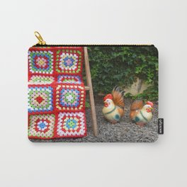 Granny Blanket Carry-All Pouch