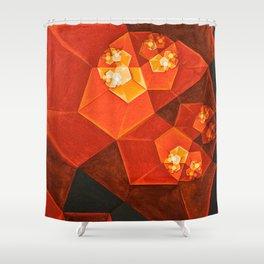 "East (""Elementals"" series) Shower Curtain"