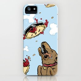 Pie in the Sky iPhone Case