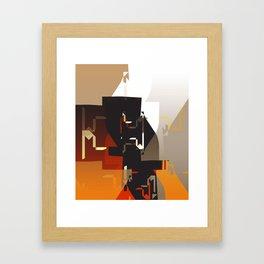 92018 Framed Art Print