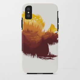 Be  a Little Wild iPhone Case