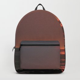 Glowing Light From Above Backpack