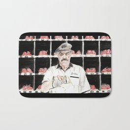 "The Big Lebowski ""Saddam"" Bath Mat"