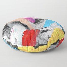 Composition 702 Floor Pillow