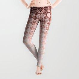 Geometric , gradient , Ombre Leggings