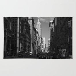 6th Avenue NYC Rug