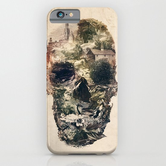 Skull Town iPhone & iPod Case