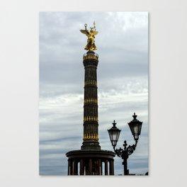 Victory Column - Siegessäule Canvas Print