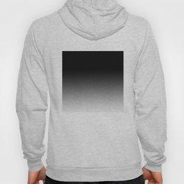 Blurred Black and White Hoody