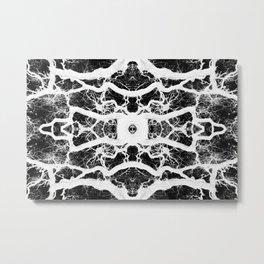 II. Demonic Metal Print