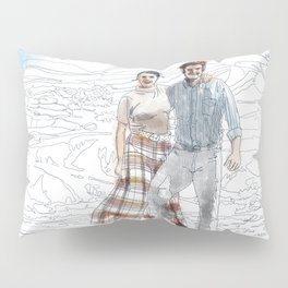 Bob and Fanny Pillow Sham