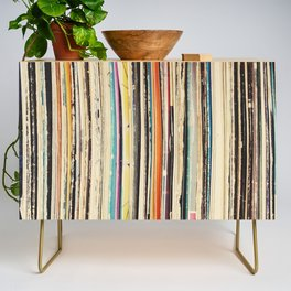 Record Collection Credenza