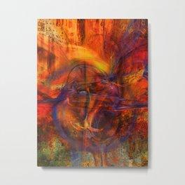 Zola Bud Metal Print