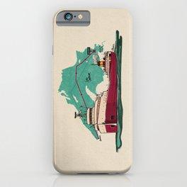 the edmund iPhone Case