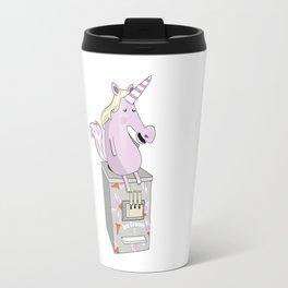 Icecream Unicorn Travel Mug