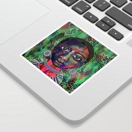 Tishala - Tanzania Sticker