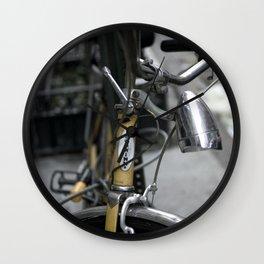 bikes 02 Wall Clock
