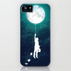 Burn the midnight oil Slim Case iPhone (5, 5s)