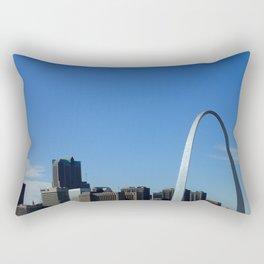 St. Louis Arch Rectangular Pillow
