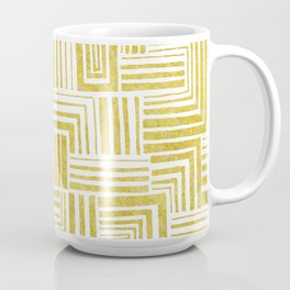 Golden Doodle weave Coffee Mug