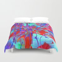revolution Duvet Covers featuring revolution by David Mark Lane