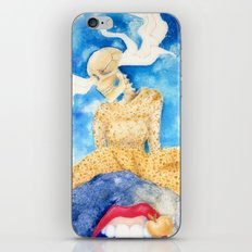 Concentration #6 iPhone & iPod Skin