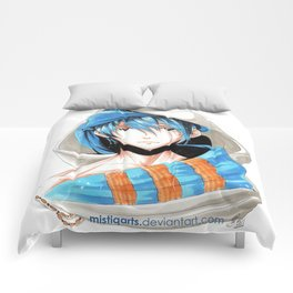 Free! Iwatobi Swim Club Haruka Comforters