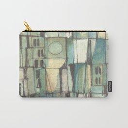 Urbe fragmentos N° 6 (City fragments N° 6) Carry-All Pouch