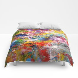 Explosion of emotions Comforters