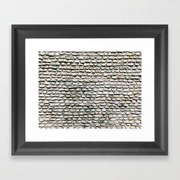 Thelhigaa Faaru (Coral Walls) Framed Art Print