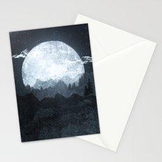 Moonrise Stationery Cards