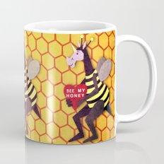 Bee My Honey Unicorn Mug