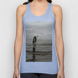 A Boy and The Sea Unisex Tank Top