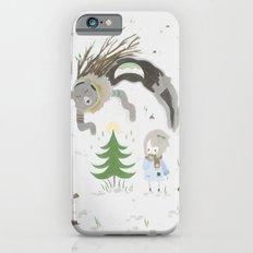 Bear spirit iPhone 6s Slim Case
