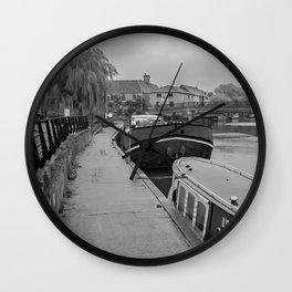 Ely Riverside, Cambridgeshire Wall Clock
