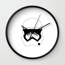 The New Stormtrooper Wall Clock