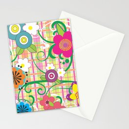 Floral Delight Stationery Cards